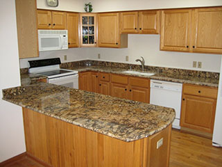 Here Are A Few Granite Countertop Pictures And Marble Countertops By Granite  Cowboys.
